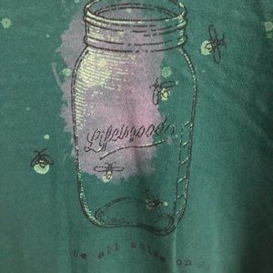 Life Is Good Tops - Firefly 'We all shine on' Life is Good Tee!